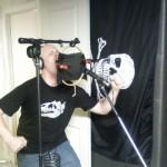 Nate recording vox