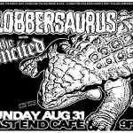 Clobbersaurus w/ the Incited