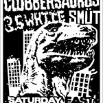 Clobbersaurus w SMÜT and 3.5 White