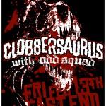 Clobbersaurus w/ Odd Squad