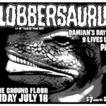 Clobbersaurus w/ Damians Day Out